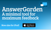 Logo answergarden