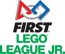 Programmlogo FIRST® LEGO® League Junior