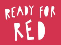 READY FOR RED Logo