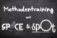 Methodentraining mit Space und Spot